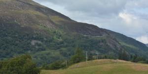 Highlands in Schottland