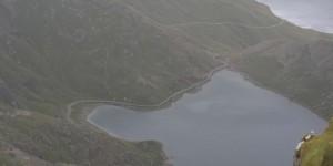 Blick vom Snowdon