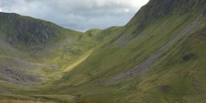 Wanderung zum höchsten Berg von Wales