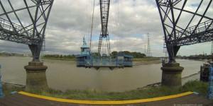 Transporter Bridge in Newport