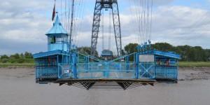 Transporter Bridge in Wales