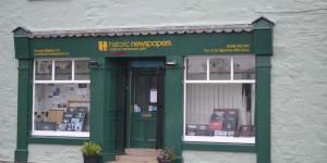 Buchhandlung in Wigtown