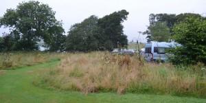 Stellplatz in Schottland