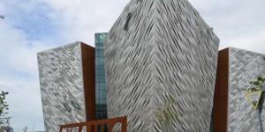 Titanic-Museum in Belfast