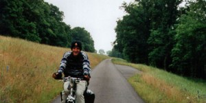 Fahrradreise durch Europa