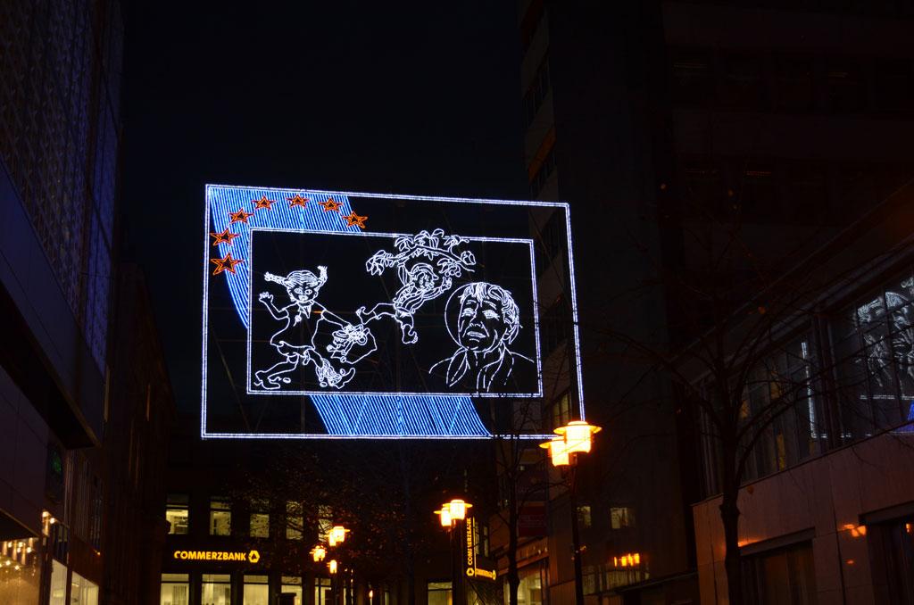 Lichtwochen in Essen