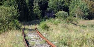 Railbike Trasse