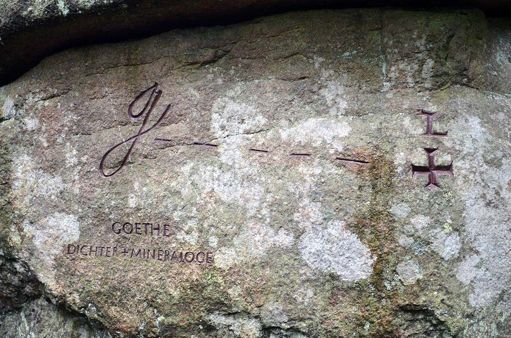 Goethefelsen