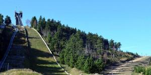 Skischanze am Wurmberg