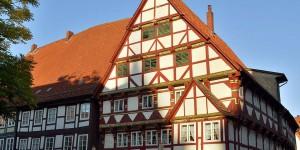 Fachwerk in Hameln
