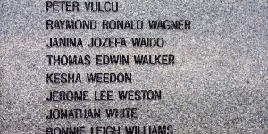 Namen der Lockerbie-Opfer