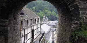 lick aus der Burg Monschau