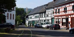 Markt in Olef