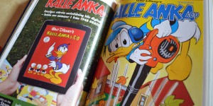 Kalle Anka ist Donald Duck