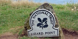 National Trust am Lizard Point
