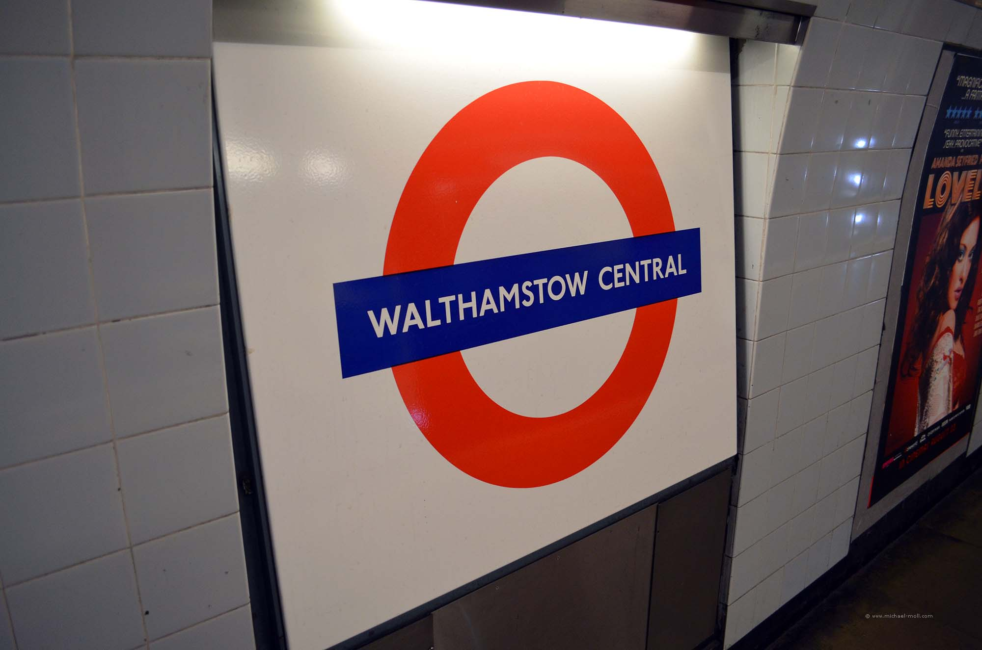 Walthamstow Central
