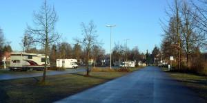 Stellplatz in Lindau