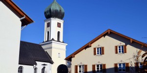 Kirche in Sonthofen