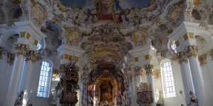 Wieskirche von innen