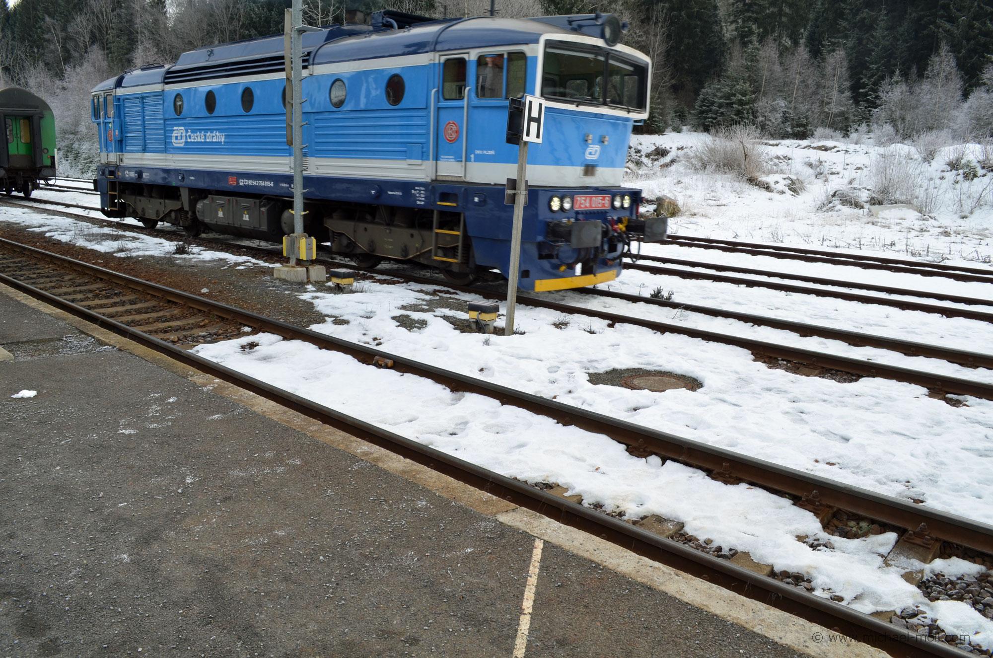 Tschechischer Zug