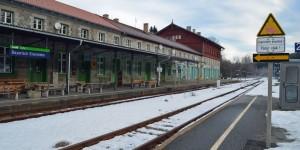 Grenzbahnhof