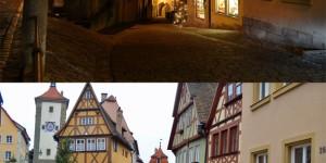 Tag und Nacht Vergleich