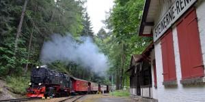 Bahnhof Steinerne Renne
