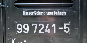 Harzer Schmalspurbahnen als Betreiber