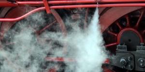 Die Brockenbahn lässt Dampf ab