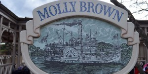 Schaufelraddamper Molly Brown