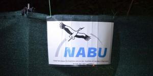 Zaun des NABU