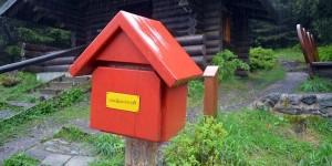 Stempelstelle auf dem Liebesbankweg