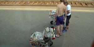 Literatur für die Transsibirische Eisenbahn