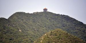 Hügel an den Minggräbern