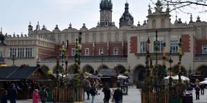 Der Rynek in Krakau