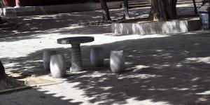 Picknickplatz am Minggrab