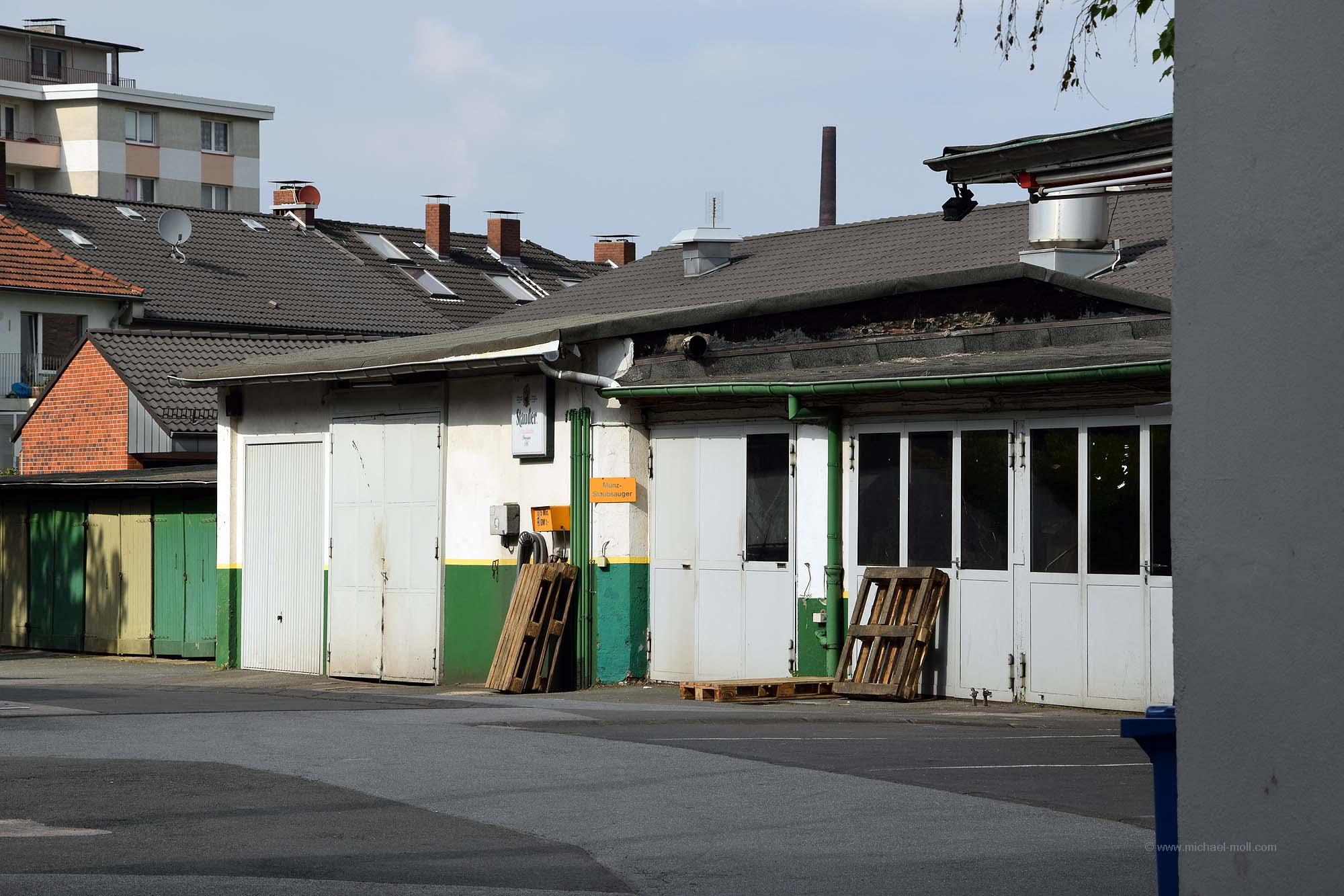 Älteste Tankstelle Deutschlands