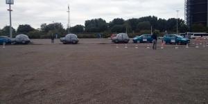 Einparken und Wenden