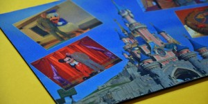 Mousepad mit Disney-Motiven