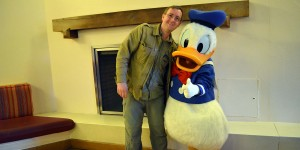 Donald und ich