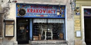Kleines Geschäft in der Altstadt