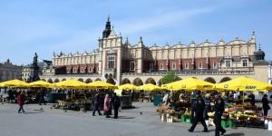 Rynek mit Tuchhallen