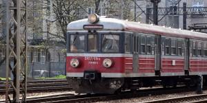 Polnischer Nahverkehrszug