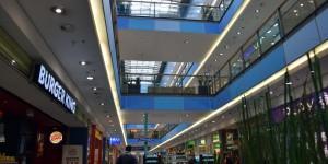 Einkaufszentrum in Krakau