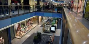 Einkaufszentrum in Polen