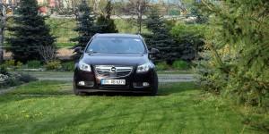 Opel Insignia als Leihwagen