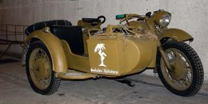 Nazi-Fahrzeug