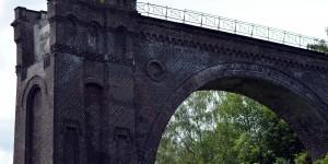 Brückenkoepfe der einstigen Zechenbahn