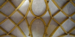 Kirchengewölbe
