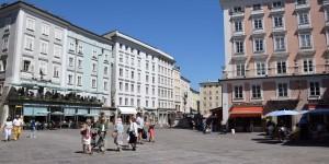 Alter Markt in Salzburg